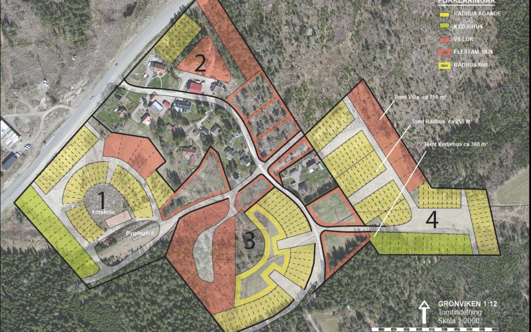 Detaljplaneutredning Grönviken Uppsala