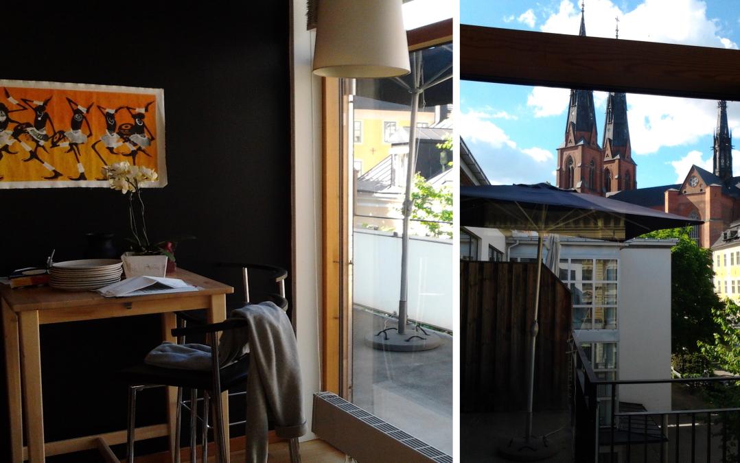 Citybostäder Uppsala (Utfört inom Tema Arkitekter)