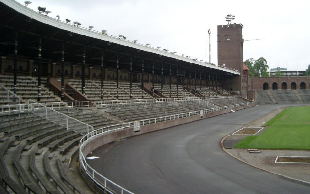 Ombyggnadsförslag, Stockholms Stadion (Utfört inom Tema Arkitekter)